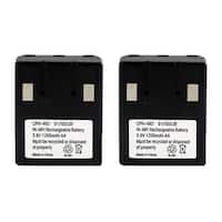 Battery for Sony BPT23 (2-Pack) Replacement Battery