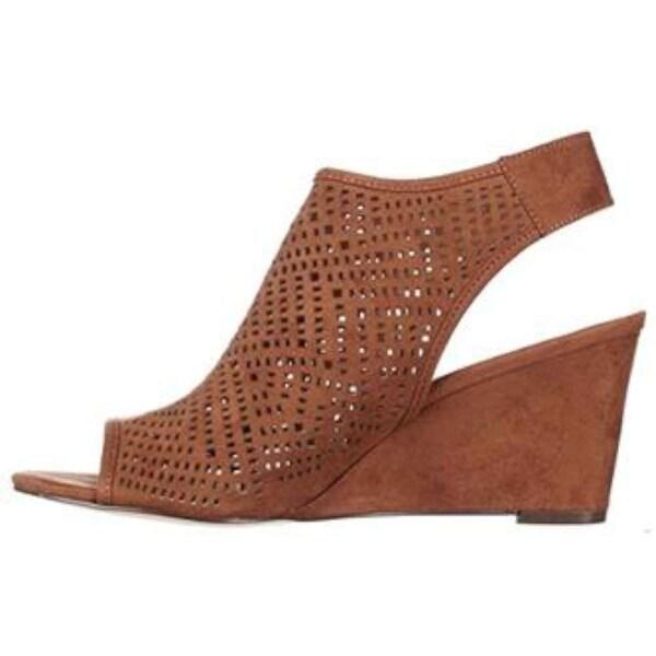 Style & Co. Womens Heatherr Open Toe Casual Slingback Sandals