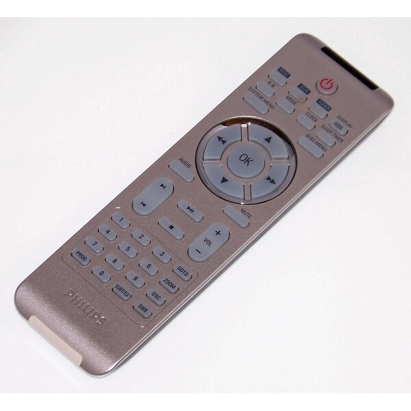 OEM Philips Remote Originally Shipped With MCD139, MCD139/37, MCD139/37B, MCD13937
