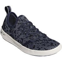 adidas Men's Terrex Climacool Boat Parley Sneaker Trace Blue/Raw Grey/Chalk White