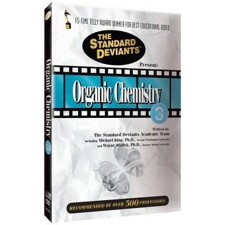 Standard Deviants - Organic Chemistry Pt. 3 [DVD]