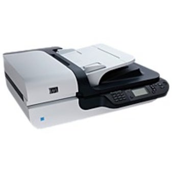 HP Scanjet L2703A N6350 Networked Document Flatbed Scanner - 2400 (Refurbished)