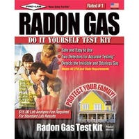 Pro-lab Incorporated Do-It-Yourself Radon Gas Test Kit  RA100