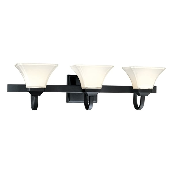 Minka Lavery ML 6813 3 Light Bathroom Vanity Light from the Agilis Collection