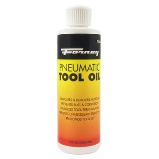 Forney 75583 Pneumatic Tool Oil, 8 Oz