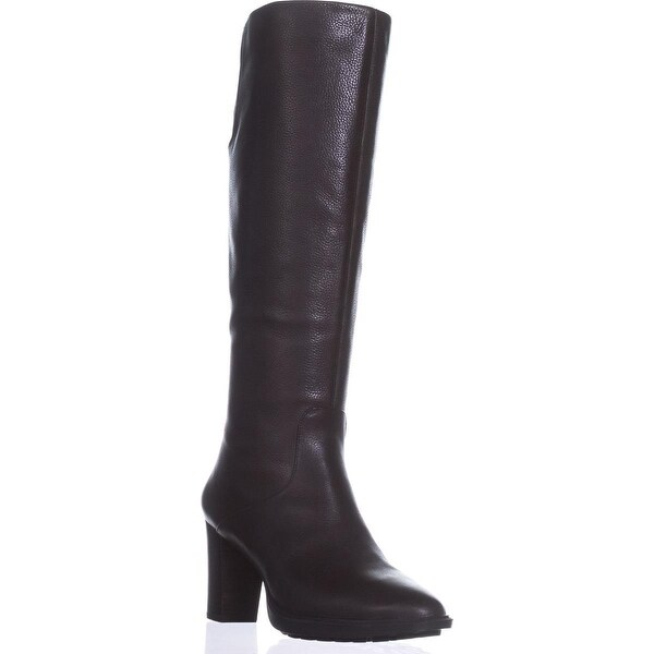 Aerosoles Real Fact Knee High Boots, Dark Brown - 10.5 us