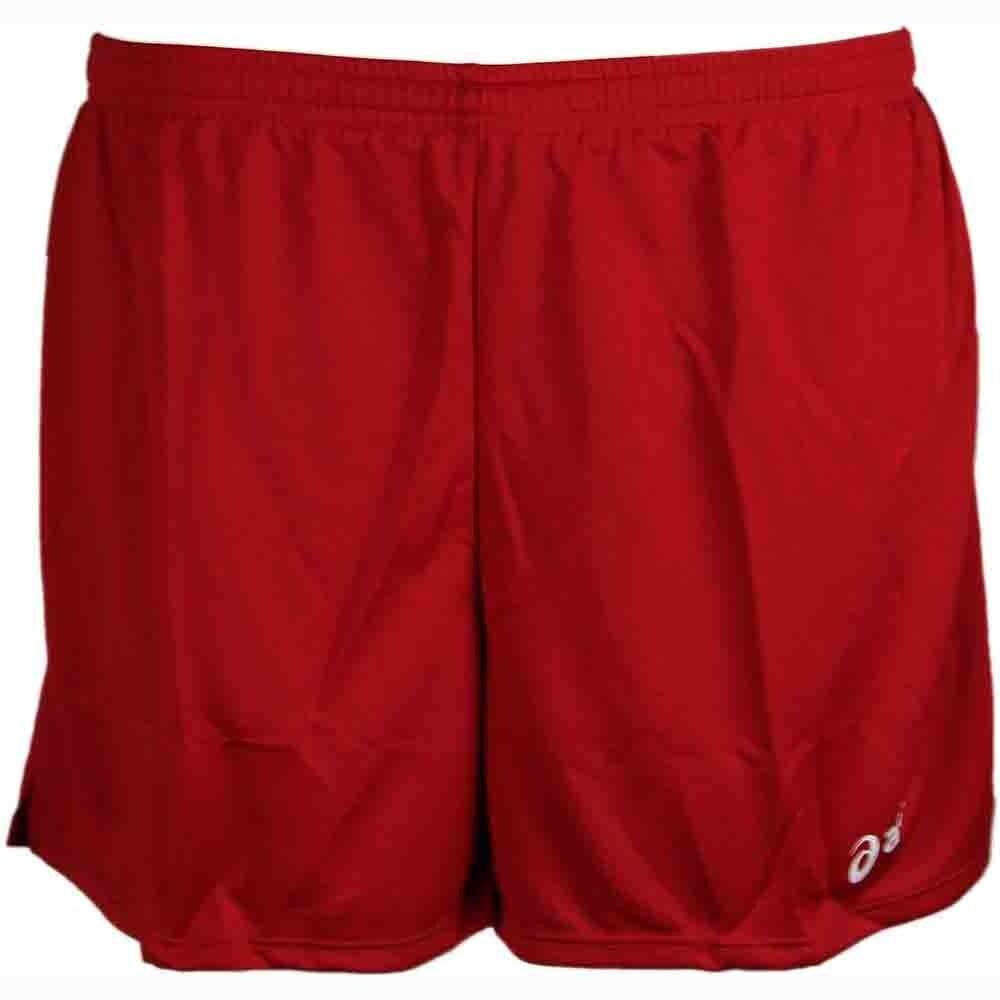 Asics Womens Rival Ii Short Athletic Shorts Shorts