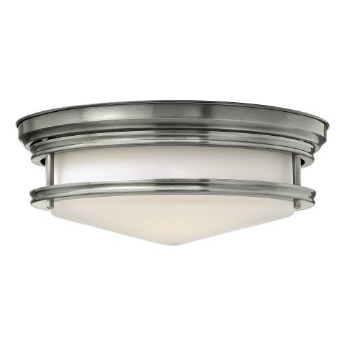 3 Light Indoor Flush Mount Ceiling Fixture from the Hadley Collection