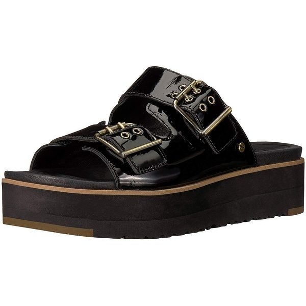 cf6df33b592 Shop UGG Women's Cammie Wedge Sandal - 10 - Free Shipping Today ...