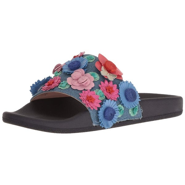 302a984c5900 Shop Kate Spade New York Women s Skye Slide Sandal - 8.5 - Free ...