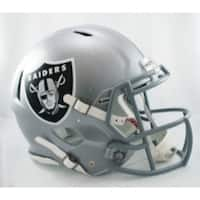 Oakland Raiders Helmet Riddell Authentic Full Size Speed Style