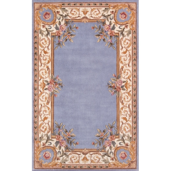 Momeni Harmony Hand Tufted Wool Floral Area Rug Overstock 9959242