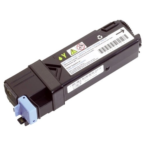 """""""Dell FM066 Dell FM066 Toner Cartridge - Yellow - Laser - 2500 Page - 1 Pack"""""""