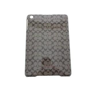 Coach Signature Mini iPad Case