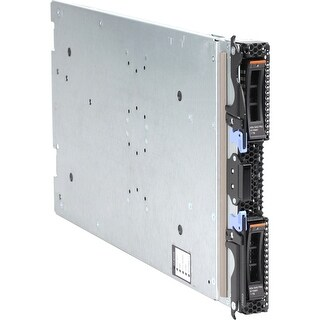 Manufacturer Refurbished - Lenovo BladeCenter HS23 2x Intel Xeon E5-2620 V2 2.1GHz 16GB DDR3 No OS/ 7875E7U