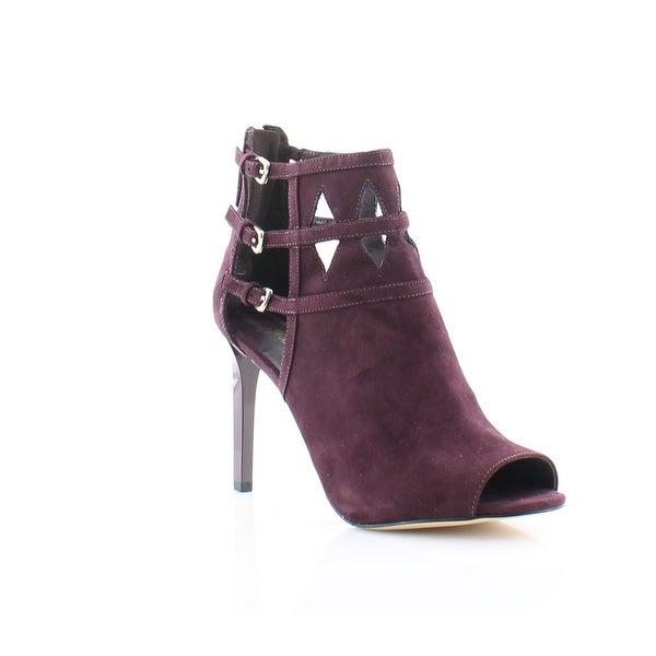 Nine West Laulani Women's Heels Wine - 8.5