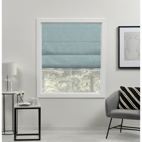 ATI Home Acadia Total Blackout Roman Shade