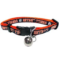 MLB Detroit Tigers Cat Collar