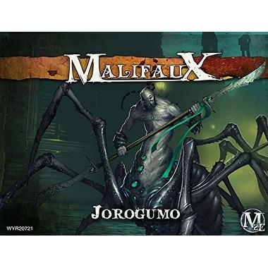 Malifaux Ten Thunders Jorogumo 3