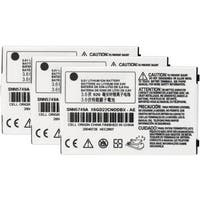 Motorola Replacement Battery SNN5749 for c122 / v171 Phone Models (3 Pack)
