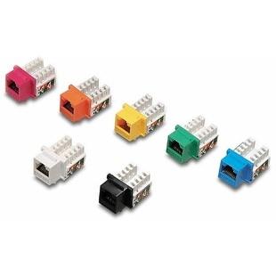 Wondrous Shop Cat 5E Keystone Jack Blue Toolless Network Ethernet Utp Port By Wiring Digital Resources Attrlexorcompassionincorg
