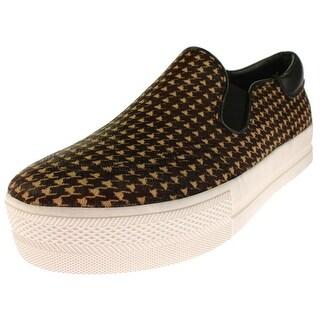 ASH Womens Jam Fashion Sneakers Leather Platform - 40 medium(b,m)|https://ak1.ostkcdn.com/images/products/is/images/direct/185c5aa4704499569720873c77e6b2decfc61589/ASH-Womens-Jam-Fashion-Sneakers-Leather-Platform.jpg?_ostk_perf_=percv&impolicy=medium