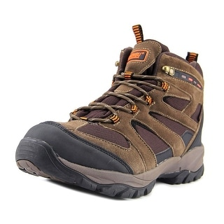 Khombu terrachee   Round Toe Leather  Hiking Boot