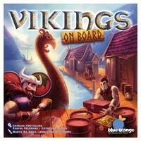 Blue Orange Games BLG04300 Vikings on Board