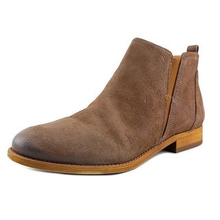 Franco Sarto Hancock Women Round Toe Suede Brown Chukka Boot