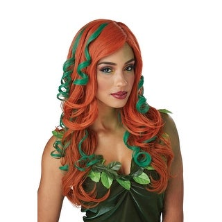 California Costumes Root of All Evil Adult Wig - Auburn