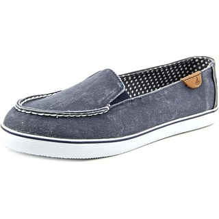 Sperry Top Sider Zuma Women Round Toe Canvas Loafer
