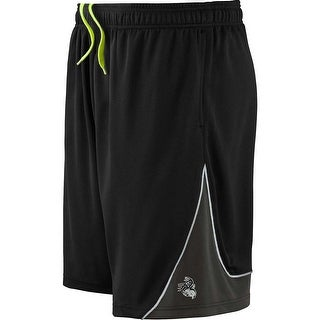 Legendary Whitetails Men's Night Watcher Black Athletic Shorts