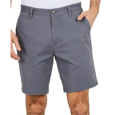 Nautica Mens Classic-Fit Casual Chino Shorts