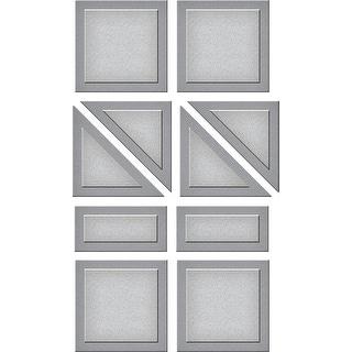 Spellbinders Shapeabilities Die D-Lites By Lene Lok-Quilt It-Half Square Triangle Quilt