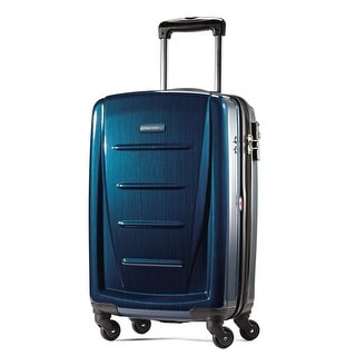 Samsonite Luggage Winfield 2 Fashion HS Spinner 20, Deep Blue