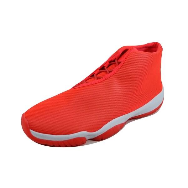 Nike Men's Air Jordan Future Infrared 23/Infrared 23-White 656503-623 Size 11.5