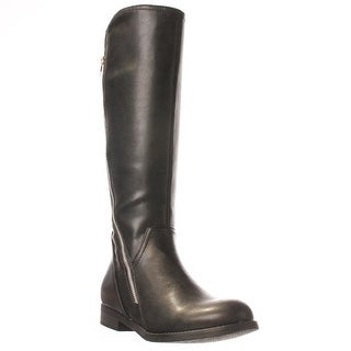 Report Jadah Knee-High Boots, Black