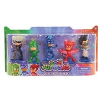 PJ Masks Collectible Figure Set of 5 - multi