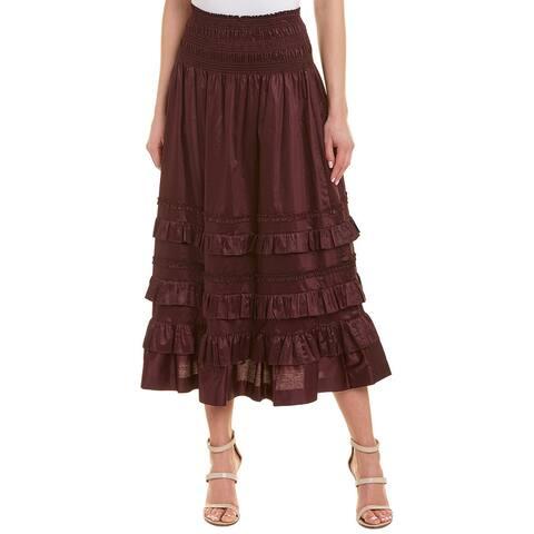 Rebecca Taylor Smock Skirt