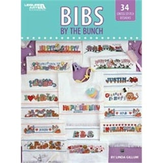 Leisure Arts 408543 Leisure Arts-Bibs By The Bunch