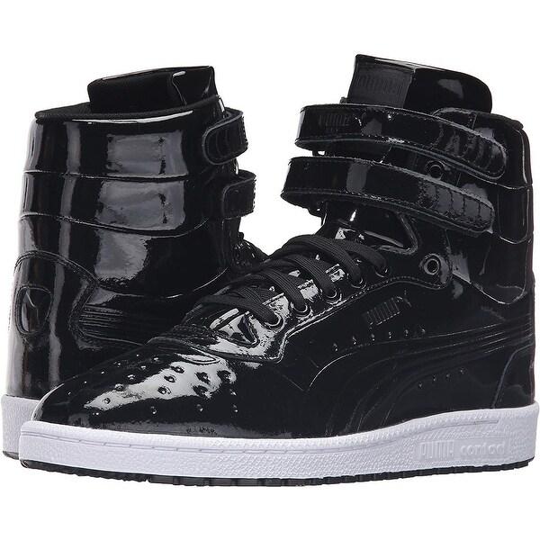 Sky II HI Patent Emboss Fashion Sneaker