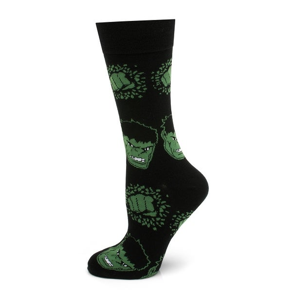 Black Hulk Socks