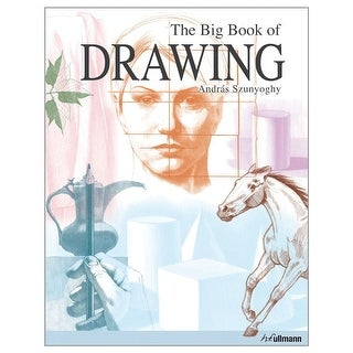 The Big Book of Drawing - Hard Cover Book By Andras Szunyoghy