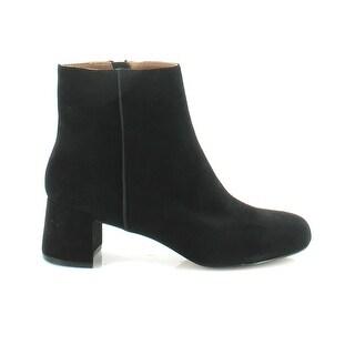 Hot Women Adrienne Vittadini York Wide Calf Boot Black - K3Y5217294