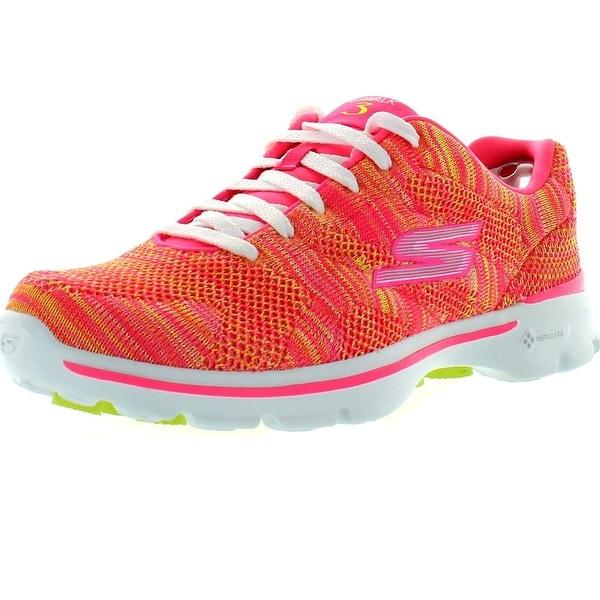 Skechers Womens Go Walk 3 Fashion Sneakers