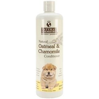 Natural Oatmeal & Chamomile Conditioner 16.9Oz-