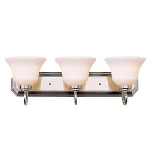 Trans Globe Lighting 3413 3 Light Bathroom Fixture from the Bath and Vanity Collection