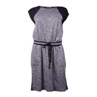 Tommy Hilfiger Women's Drawstring Pocket Dress