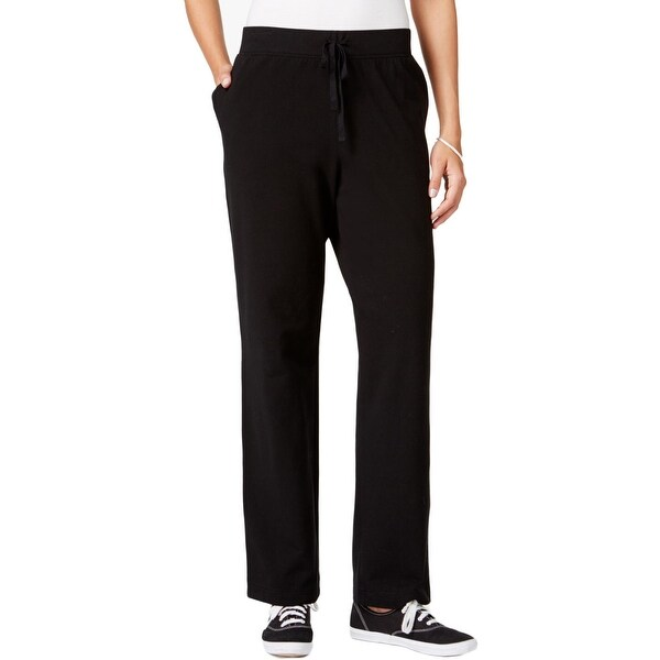 d2f795354eeb0 Shop Karen Scott Womens Plus Athletic Pants Fitness Running - Free ...