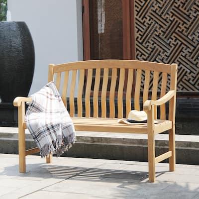 Cambridge Casual Sherwood Teak Outdoor Bench